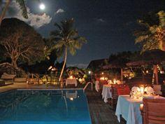 Chateau de Feuilles Restaurant, Pointe Cabris, Praslin, Seychelles