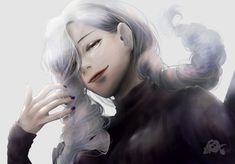 牡丹 (@botan_ri5989) / Twitter Reborn Anime, Anime Fantasy, Manga, Chainsaw, Character Art, Daenerys Targaryen, Game Of Thrones Characters, Fictional Characters, Artist