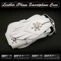 【楽天市場】アイフォンケース/携帯ケース/スマートフォンケース/ホワイト/Leather iPhone Case/Smartphone Case/Leather/White/WILD HEARTS/ワイルドハーツ:ワイルドハーツ Leather Phone Case, Iphone, Front Row, Smartphone, Louis Vuitton, Phone Cases, Sneakers, Shoes, Tennis