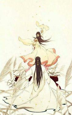 《古剑奇谭》欧阳少恭 巽芳公主