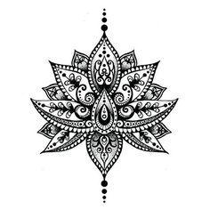 mandala tattoo design - Google Search
