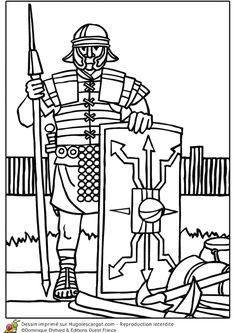 Home Decorating Style 2020 for Coloriage Romains, you can see Coloriage Romains and more pictures for Home Interior Designing 2020 at Coloriage Kids. Roman Soldiers, Home Pictures, Ancient Rome, The Originals, Drawings, Legionnaire, Fictional Characters, Cycle 2, Craft