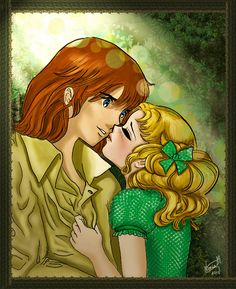 Candy kisses Terry by nmarquez72.deviantart.com on @DeviantArt
