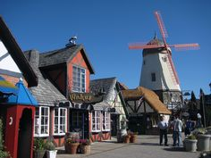 #VolvoJoyride  Road Trip Stops Solvang