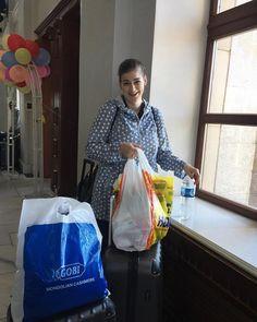 Einkauf für die Zugfahrt erledigt! Ich bin bereit  #taipan_mongolei #ulaanbaatar #mongolei Bags, Mongolia, Buddhism, Handbags, Bag, Totes, Hand Bags