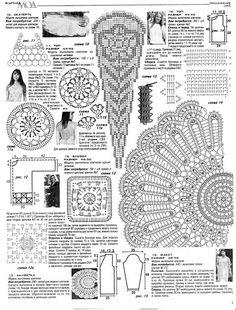 Filet crochet - Majida Awashreh - Picasa-verkkoalbumit