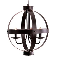 Found it at Wayfair Supply - 3 Light Candle Chandelier