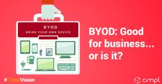 Nope, BYOD might actually be pretty bad for business.