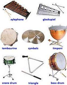 instrumentos de percussao - Pesquisa Google