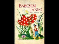 Babszem Jankó - hangos mese Animation, Cover, Books, Vegetables, Art, Children, Livros, Craft Art, Veggies