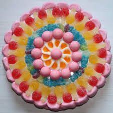 Resultado de imagen de tartas de chuches sencillas
