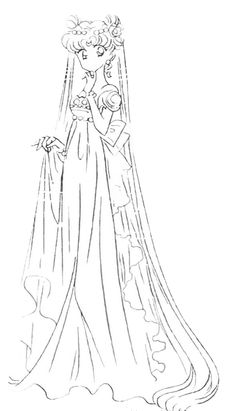 Arte Sailor Moon, Sailor Moon Fan Art, Sailor Moon Usagi, Sailor Mars, Neo Queen Serenity, Princess Serenity, Sailor Moon Crystal, Princesa Serena, Sailor Moon Coloring Pages