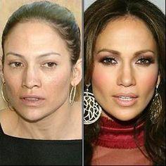 Jennifer Lopez EVERYONE LOOKS ROUGH SOMETIMES!!!!!!!!!