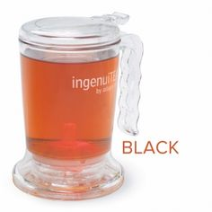 Black tea doesn't have to be predictable: this set comes with four zesty varieties and a neat teapot too!
