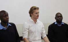 British national charged in Kenya with trafficking cocaine    British national Jack Alexander Wolf Marrian appears at Kibera Law Court in Nairobi  Kenyanpolice charged a British national on Thursday with trafficking nearly 100 kilograms (220 pounds) of cocaine that was impounded last week at the country's main seaport.  Jack Alexander WolfMarriandenied the charge in court. The prosecution opposed bail saying he is a flight risk. The court will rule on the bail application on Monday.  The…