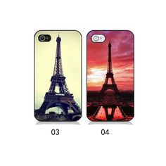 Eiffel Tower Back Case for Iphone 4 and 4S - iPhone Cases - Cases Guess You Like It