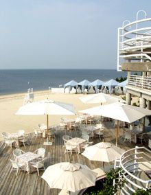 The Crescent Beach Club Long Island Wedding Reception Location