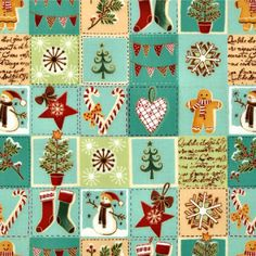 Alpine Holiday Sampler Woodland Christmas, Miniature Christmas, Noel Christmas, Christmas Paper, Christmas Images, Christmas Wrapping, Christmas Greetings, Christmas Themes, Vintage Christmas