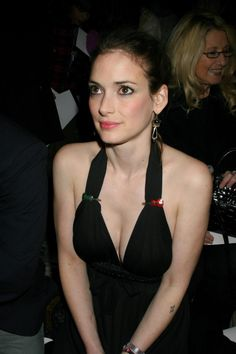 Winona Ryder is the love of my life
