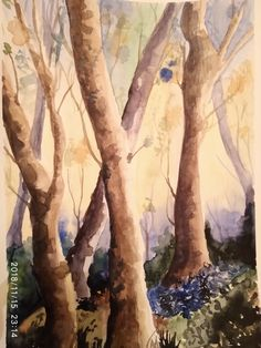 Painting, Art, Hipster Stuff, Watercolor Painting, Art Background, Painting Art, Kunst, Paintings, Performing Arts