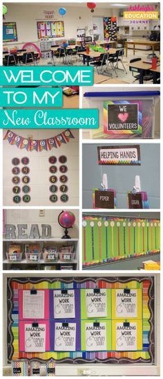 Class Room Decoration New Ideas