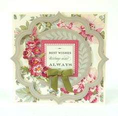 The Craft Channel U.K. January 28th Shopping List   Anna's Blog - Nifty Nested Layers