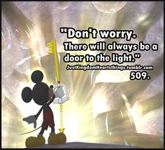 King Mickey Quote
