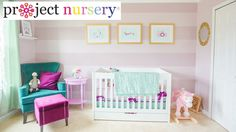 Best of Bold Color Combinations in the Nursery