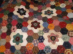 Heartspun Quilts ~ Pam Buda: Faithful Circle & Elizabeths Prairie Garden ~ Journey Three