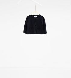 Imagem 1 de Casaco básico da Zara