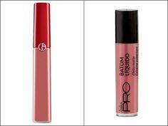 Batom líquido cor de boca para fazer a Kylie Jenner. | 40 versões mais baratas de produtos de beleza que viraram hit