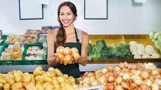 Cibulová terapie: snižuje horečku, hojí spáleniny iodstraňuje bradavice - Proženy Potato Salad, Health And Beauty, Potatoes, Vegetables, Ethnic Recipes, Food, Potato, Essen, Vegetable Recipes