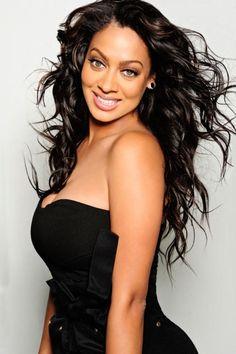 "Alani ""La La"" Anthony is an American disc jockey, television personality, and actress. Born and raised in Brooklyn, New York, Brown Girl, Woman Crush, Beautiful People, Beautiful Women, Beautiful Body, Pretty People, Amazing Women, Black Women, Black Girls"