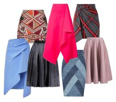A fashion look from March 2018 featuring long high waisted maxi skirts, asymmetric hem skirt and elastic waistband skirt. Browse and shop related looks. Dion Lee, Fashion Looks, Skirts, Polyvore, Pants, Shopping, Trousers, Women Pants, Women's Pants