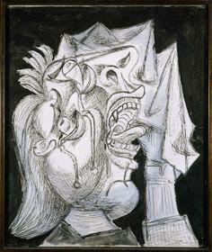 picasso guernica cubism