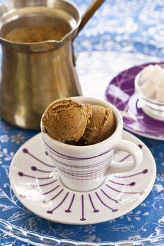 Vegan Coffee Ice Cream