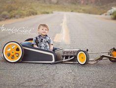 Wheelbarrow Hot Rod