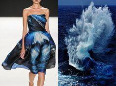En que se inspiran los diseñadores...Impresionante!!