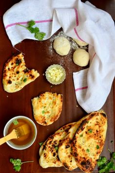 Butter and Garlic Naan is a lovely Indian bread which goes with almost any…