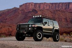 Hummer H3 Moab