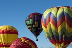 Balloons! by sherrioster Transportation Photography #InfluentialLime