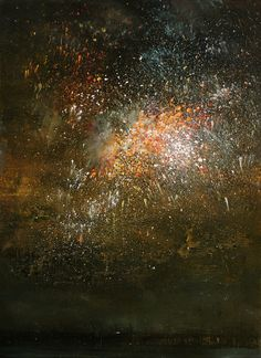 "Saatchi Online Artist: Maurice Sapiro; Oil, 2013, Painting ""Fourth Of July"" #art"