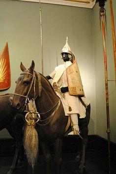 Hofburg Armory - Hungarian Horseman by lazzo51