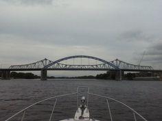 Mississippi River Bridge-La Crosse, WI
