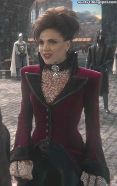 Amazing costumes she gets to wear in every episode! Description from pinterest.com. I searched for this on bing.com/images