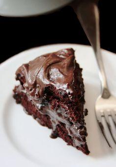 ♔ Gâteau du chocolat