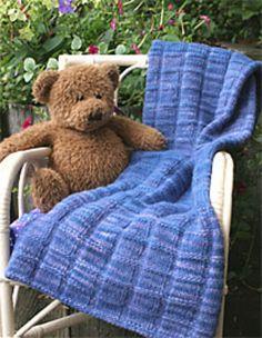 Malabrigo Baby Blanket Pattern