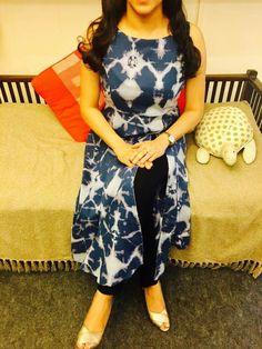 Ruchi Reddy's media statistics and analytics Salwar Designs, Kurti Neck Designs, Kurta Designs Women, Kurti Designs Party Wear, Saree Blouse Designs, Kurti Patterns, Salwar Pattern, Dress Patterns, Indian Gowns Dresses