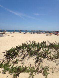 Ilha de Tavira, Algarve #Portugal #Beach #Travel