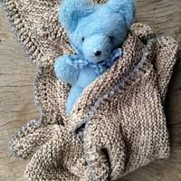 Graphic design and crafts such as knit and crochet. Baby Knitting, Knitted Baby, Knit Crochet, Teddy Bears, Toys, Crocheting, How To Make, Crafts, Handmade